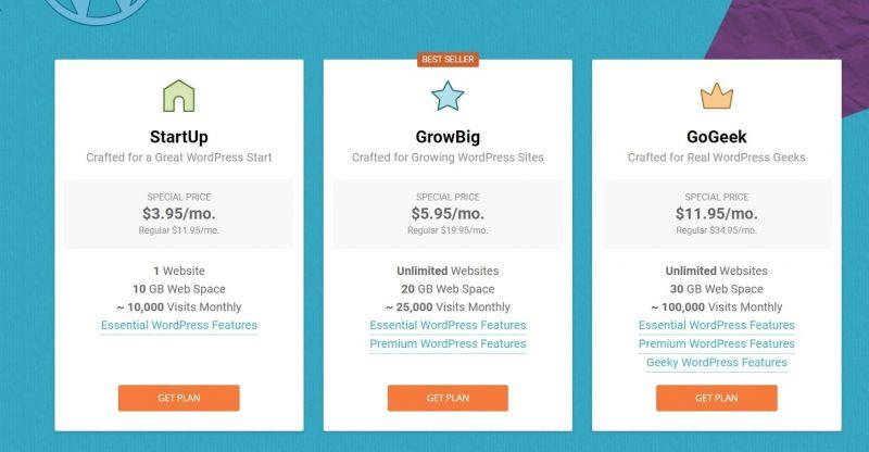 SiteGround - Guia completo da melhor hospedagem WordPress 4