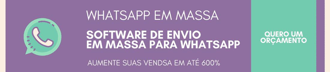 software whatsapp em massa